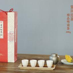 宜兴红茶 顶级明前茶 200g 送礼自用 这个冬季的福利