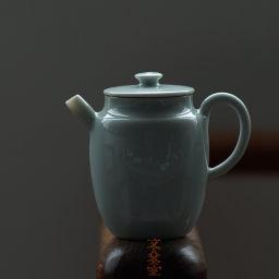 庄先生的柴窑|德化柴烧手作巨轮 那一抹翠色入心