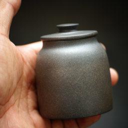 手雷茶叶罐